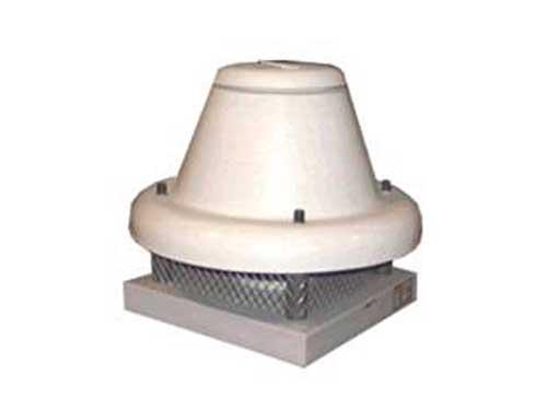 Roof Fan Vertical Jet Corrosive Fumes
