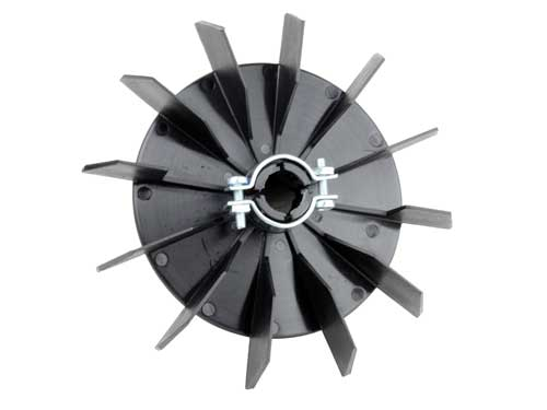 Electric Motor Fan Blades : Electric motor repair