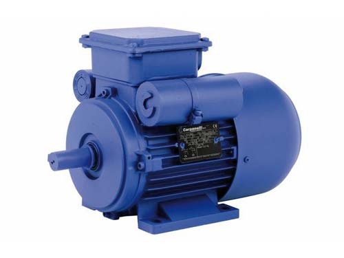 Single phase motor for Electric motor centrifugal switch replacement