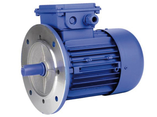 Three phase motor non standard for Testing 3 phase motor